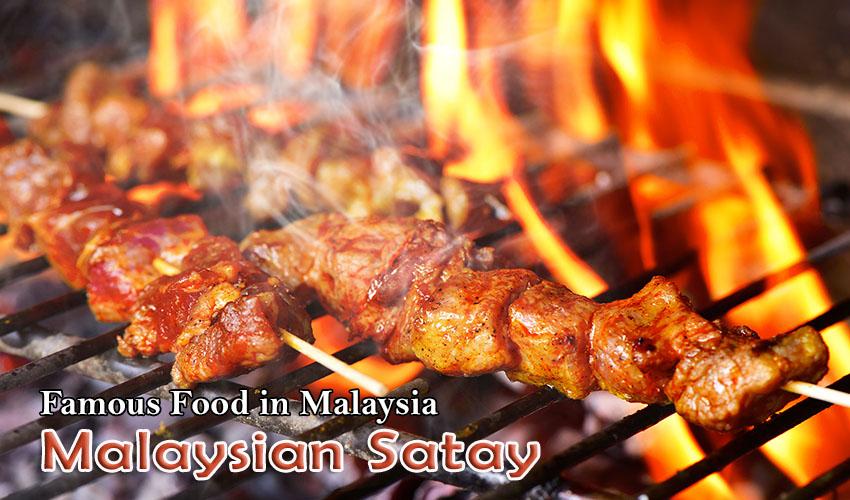 Satay Picture